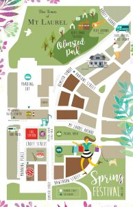 Spring Festival Map