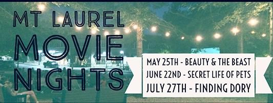 Mt Laurel Movie Nights
