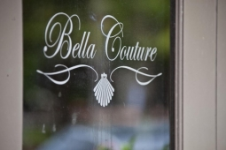 Bella Couture offers brides outstanding service and an extensive collection of designer dresses.