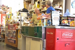 Mt Laurel Grocery & Deli offers locals a quick place to pick up essentials.
