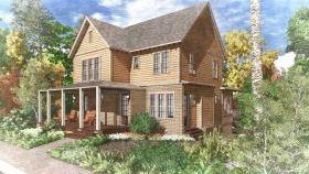 The Chestnut Cottage Exterior