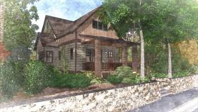The Birchwood Cottage Exterior