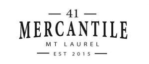 41 Mercantile Logo