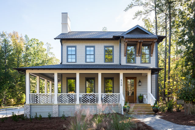 Southern Living Inspired Home in Mt Laurel