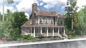 Southern Living Inspired Home
