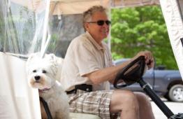 Mt Laurel is a golf cart-friendly community.
