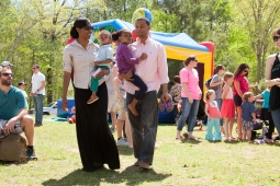 The Mt Laurel Spring Festival offers family fun for residents.