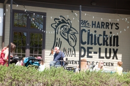 Mr. Harry's Chickin De-Lux offers a classic southern dining experience.