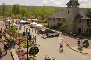The Mt Laurel Spring Festival features area vendors, food, and fun activities for children.